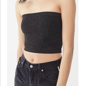 Out From Under Cropped Tube Top
